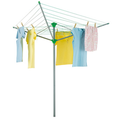LYQ201 3 arms steel rotary airer
