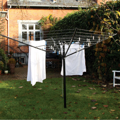LYQ230 4 arms top quality rotary airer
